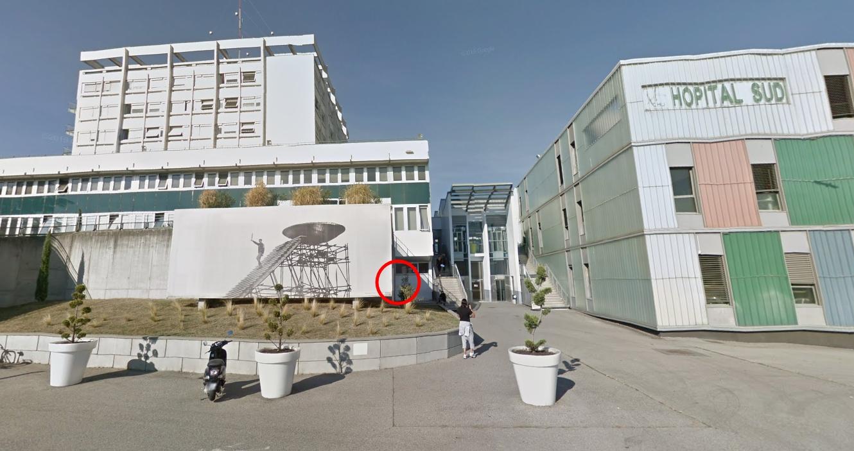 locaux Hôpital Sud